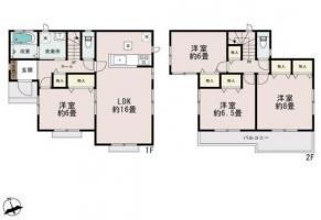 藤枝市志太3丁目 新築分譲住宅 2号棟