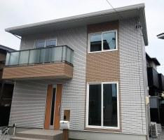 24時間換気システム付き新築住宅