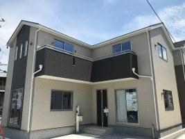 上伝馬の新築分譲住宅
