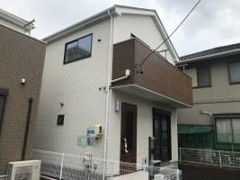 静岡県立総合病院近くの新築住宅